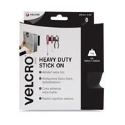 Velcro® Brand Velcro Heavy Duty Hook & Loop 50mmx2.5m Black (40160)
