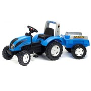 Landini Tractor and Trailer (K3010AB)