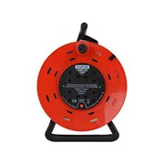 Status 25m 13 Amp 4 Way Extension Reel (S25M13ACR2)