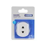Status 1 Amp Shaver Adapter (SAB112)