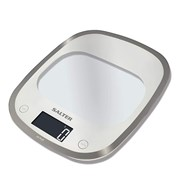 Salter Curve Glass White Scale (1050WHDR)