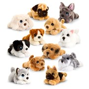 Keel Cuddles Puppy Assorted 25cm (SD2456)
