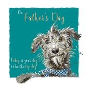 Fathers Day Top Dog (SDI147W)