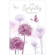 Simon Elvin Sympathy Cards (27265)