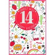 Simon Elvin Female Birthday Cards (27271)