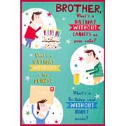 Simon Elvin Humourous Male Birthday Cards (27279)