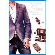 Simon Elvin Male Birthday Cards (27345)