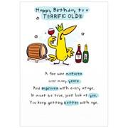 Simon Elvin Asstd Humourous Birthday Cards (27399)