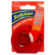 Sellotape Double Sided Tape 15mm x 5m (1611916)
