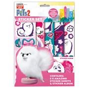 Secret Life Of Pets 2 Sticker Set (SESST1)