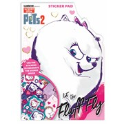 Secret Life Of Pets 2 Sticker Pad (SESTP1)