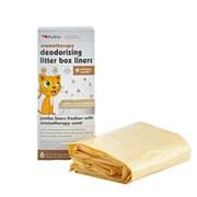Sharples Petkin Litter Box Liners Vanilla (72210)