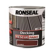 Ronseal Decking Rescue Paint Bramble 2.5l (37451)