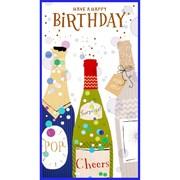 Simon Elvin Contemp Male Birthday Cards (25789)