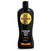 Simoniz Carnauba Speed Car Wax 500ml (SAPP0069A)