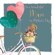 Mothers Day Enjoying The Ride (SMI202W)