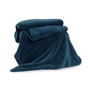 Deyongs Snuggle Touch Throw Petrol 180cm