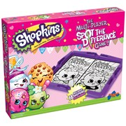 Drumond Park Shopkins Spot The Difference Game (1970)