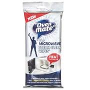 Om Microwave Steam Clean Wipes (OM10106-R)