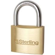 Sterling Locks Brass Padlock 20mm (BPL122)