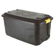 Strata Storage Trunk On Wheels 145ltr (XW440BLK/YEL)