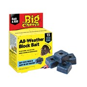 Big Cheese All Weather Block Bait 15s (STV212)
