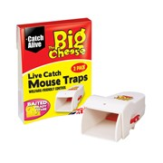 Big Cheese Live Catch Mousetrap 2s (STV155)