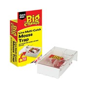 Big Cheese Multi-catch Mouse (STV162)