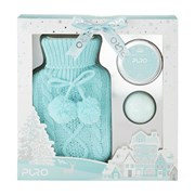 Style & Grace S & G Puro Hot Water Bottle Gift Set (28596)