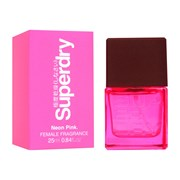 Superdry Female Neon Pink Edt 25ml (FLSUP004)