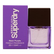 Superdry Female Neon Purple Edt 25ml (FLSUP003)