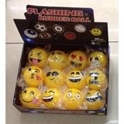 Hgl Emoji Light Up Ball Assorted (SV13026)