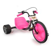 Hgl Elektra Pink & Black Hog Fire Bike (SV15293)