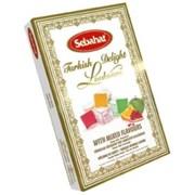 Sebahat Turkish Delight Rose & Lemon In Gift Box 250g (TD12)