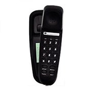 Tel Uk Bilbao 2 Piece Black Phone (T18008B)