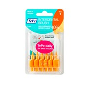 Tepe Interdental Brushes 6 Brush Orange 0.45 (134622)