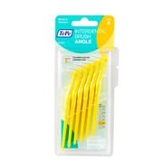 Tepe Interdental Brushes 6 Brush Yellow 0.7 (114652)