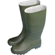 T&c Full Length Wellington Boot Size8 (TFW823)