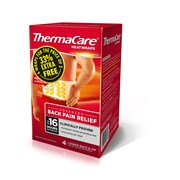 Thermacare Heat Wrap Back 4s (030390)