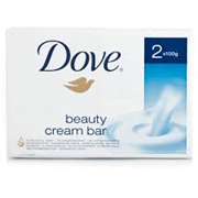 Dove Cream Bar Twin 100g (89214)