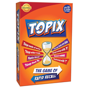 Cheatwell Topix Family Game (01937)