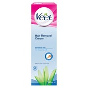 Veet Hair Removal Cream Sensitive Skin 100ml (TOVEE081)