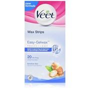Veet Wax Strips 20s (TOVEE110)