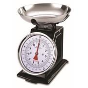 Hanson Terraillon Trad Metal Upright Scale Black 5kg (TRAD500)