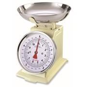 Hanson Terraillon Trad Metal Upright Scale Cream 5kg (TRAD500CRE)