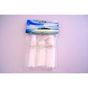 Travel Set 3xbottles Pump Spray Cap 50ml (TR08216)