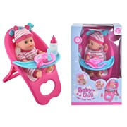 Baby Doll Highchair Play Set (TY4314)