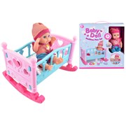 Baby Doll Bed Play Set (TY4316)