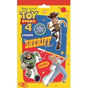 Toy Story 4 700 Stickers (TYSTR)