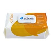 Uniwipe Clinical 100s (5833)